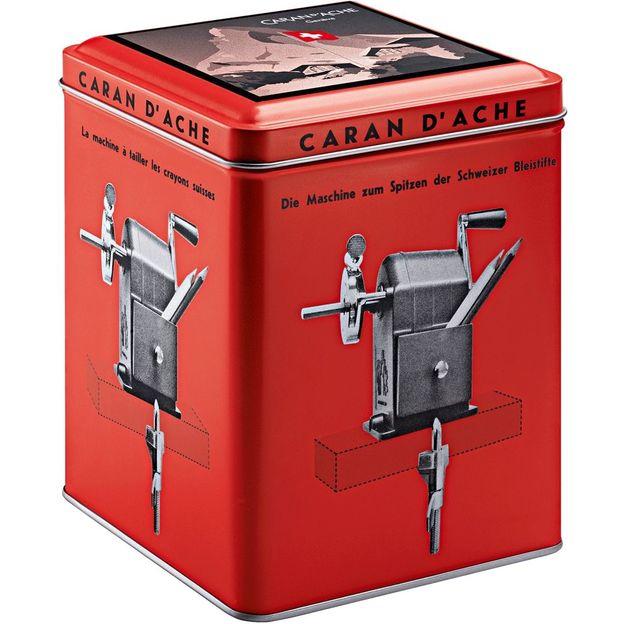 Taille Crayon Caran d'Ache Edition Matterhorn