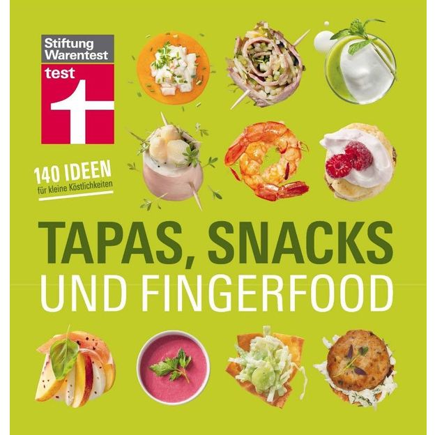 Tapas, Snacks und Fingerfood