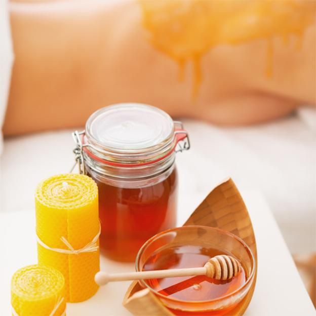 Honigmassage in Zürich (45 Minuten)