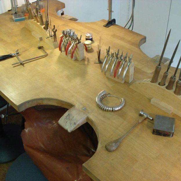 Atelier bijoux, canton de Zurich