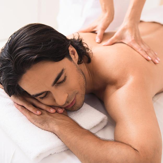 Bien-être massage pour homme