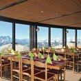 Drehrestaurant Kuklos Panorama Menu für 2 Personen