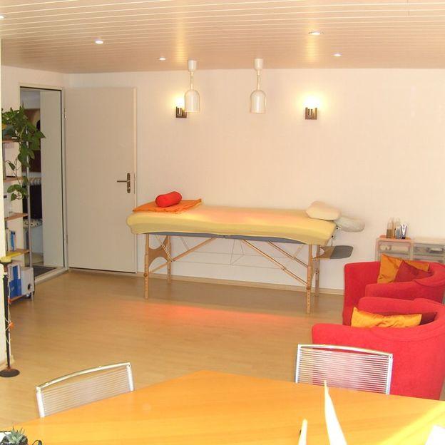 Energetische Tibetische Rückenmassage im Kanton Zürich