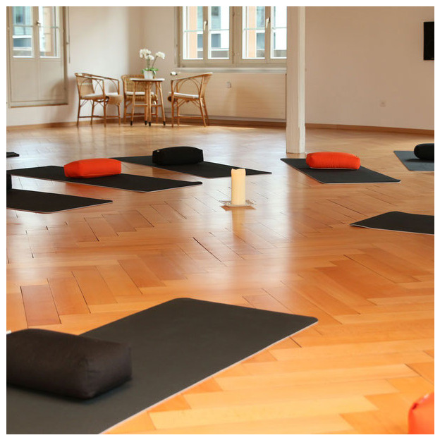 Hatha Yoga Lektion in St. Gallen