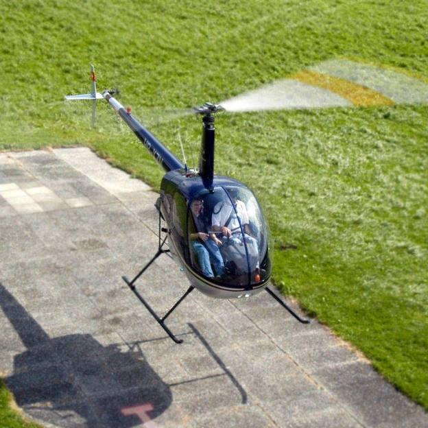Helikopterflug: Ostschweiz Alpstein / Säntis