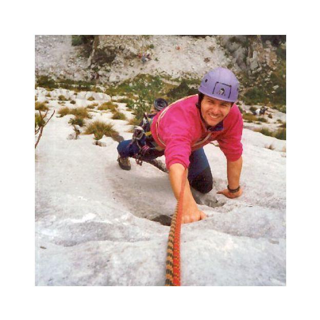 Eintägiger Kletterkurs im Freien für 2 Personen