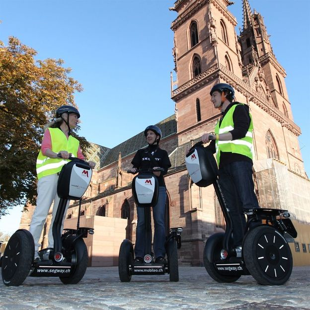 Segway Citytour 1 Person