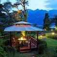 Romantisches Flitter-Wochenende im Park Hotel Sonnenhof
