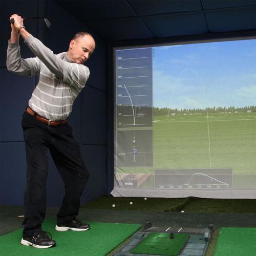 Image of Indoor Golf Simulator in Zürich