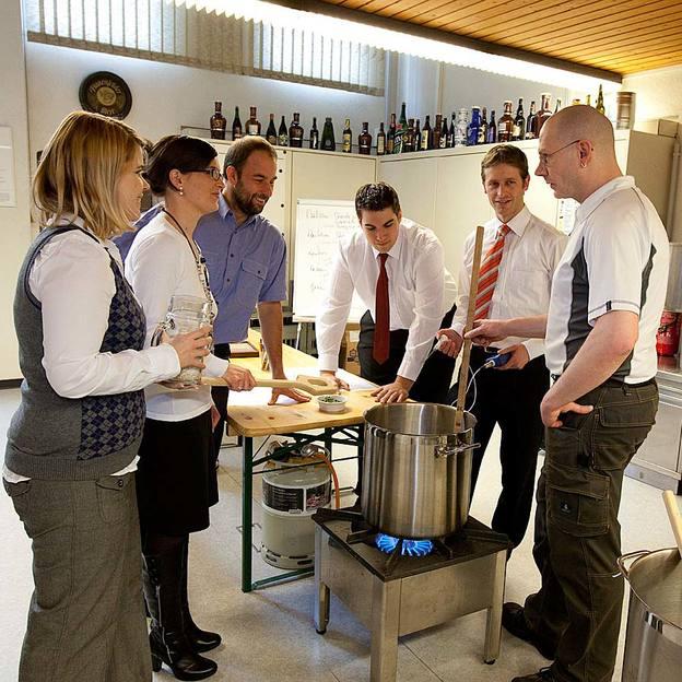 Cours de brassage de bière à Frauenfeld
