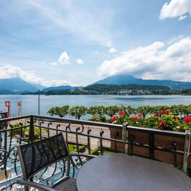 Séjour romantique au bord du lac des 4 cantons
