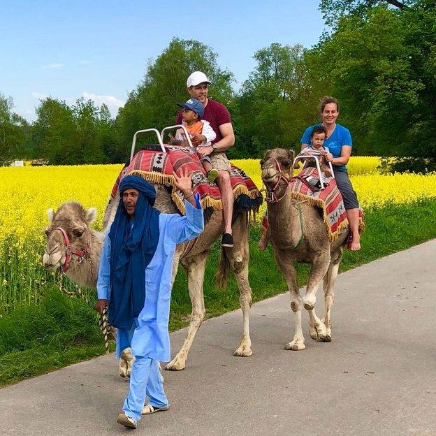 Kamel-Reiten für 1 Person