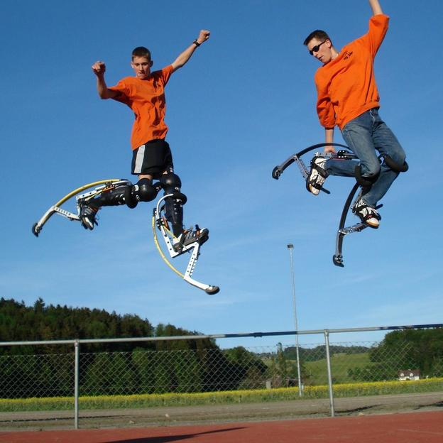 Aéro-Jump pour 1 personne ZH