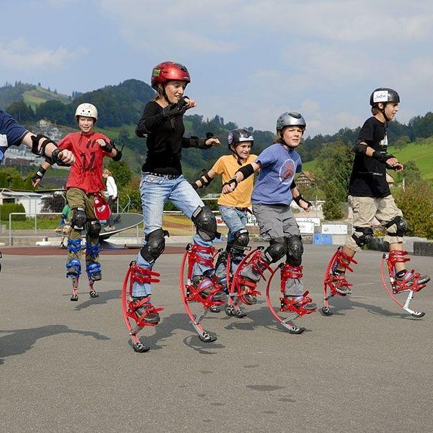 Aero-Jump-Event (1 Person) im Kanton Zürich