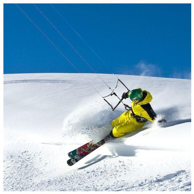 Snowkiting Grundkurs im Wallis