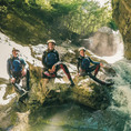 Canyoning Saxeten