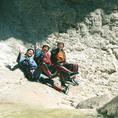Canyoning à Chli Schliere dans le canton d'Obwald