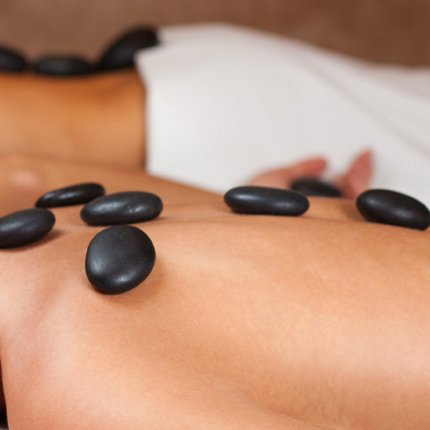 Hotstone Massage in Zürich