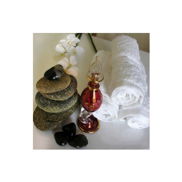 Massage ayurvédique hot stone BE