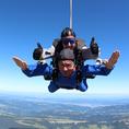 Fallschirm Tandem Sprung