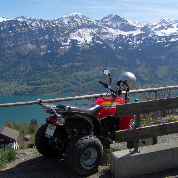 Quad Panorama Tour im Berner Oberland