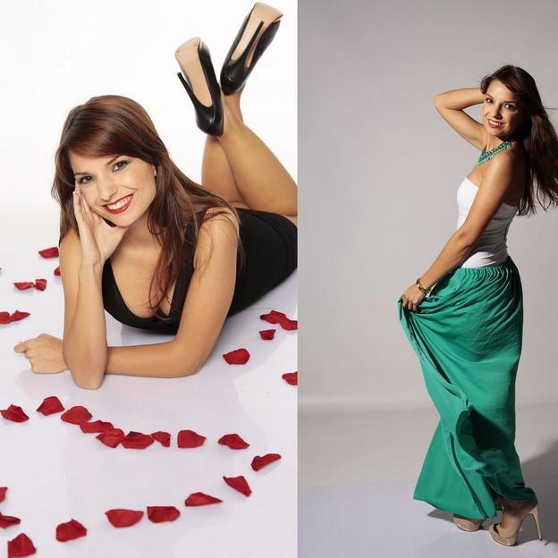 Fotoshooting mit Visagistin / Hairstylistin