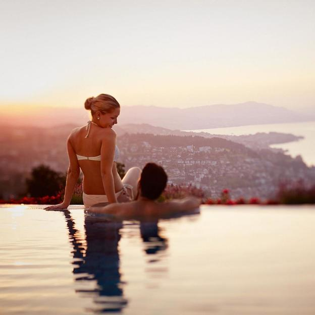 Romance Package im Panorama Resort & Spa Feusisberg