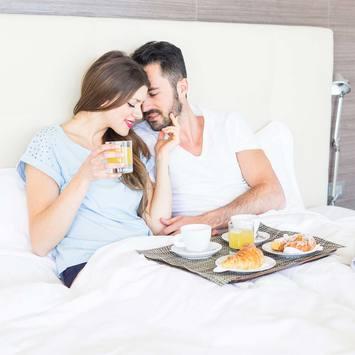 D ner la maison for Diner romantique a la maison