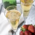 Premium Romantik Brunch für Zuhause