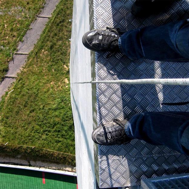 Houserunning in Einsiedeln