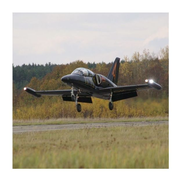 L-39 Kampfjetflug Tschechien (Airbase nahe Pilsen)