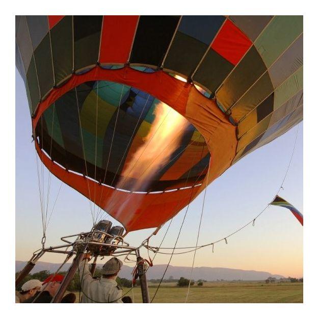 Erlebnis-Ballonfahrt in der Region Ostschweiz
