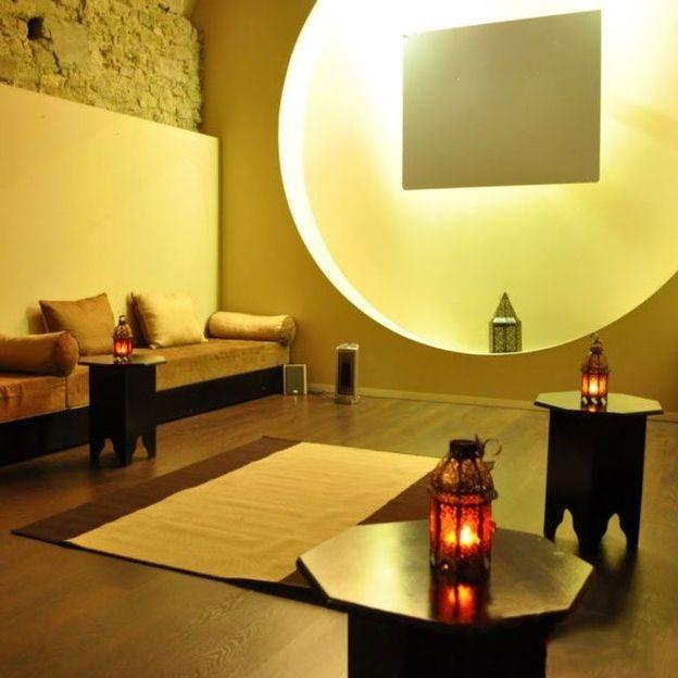 Hamam Ritual in Genf und Lausanne