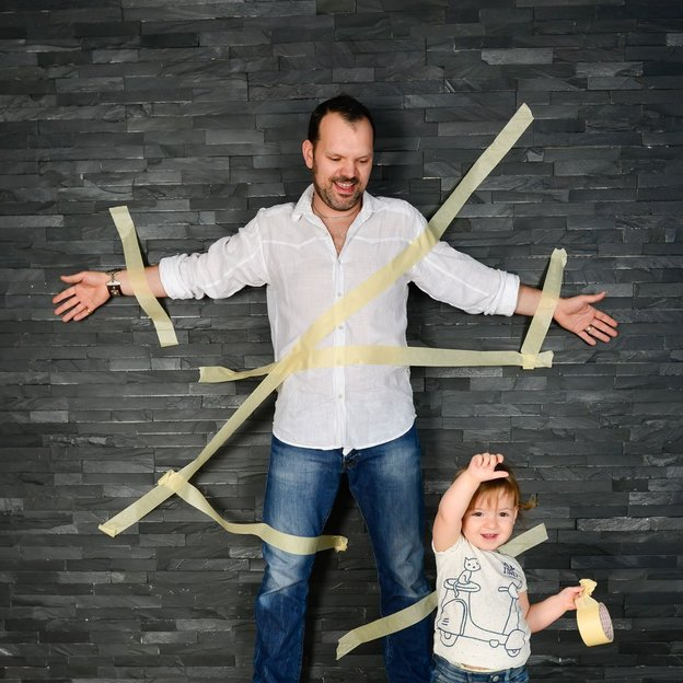 Family Fotoshooting in Zürich (1 Stunde)