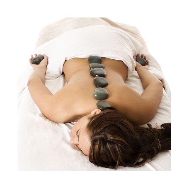 Hotstone Massage 75 Minuten