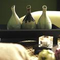 Thai-Massage mit ätherischen Ölen