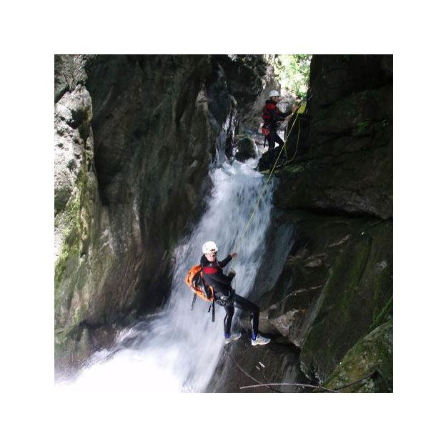 Canyoning Tagestour in Amden für 1 Person
