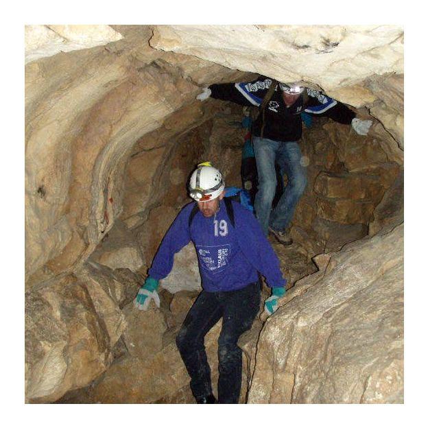 Höhlentour Nidlenloch für 1 Person