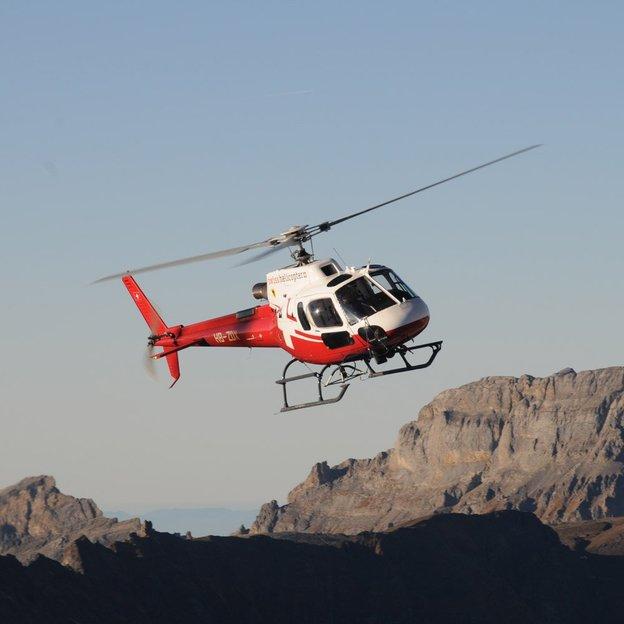 Tour en hélicoptère: Pilatus