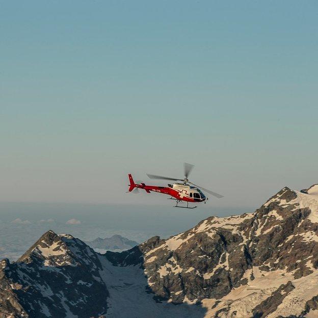 Helikopter Rundflug: Pilatus