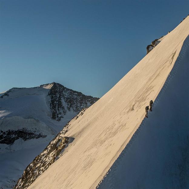 Helikopter Rundflug: Bernina Bergmassiv
