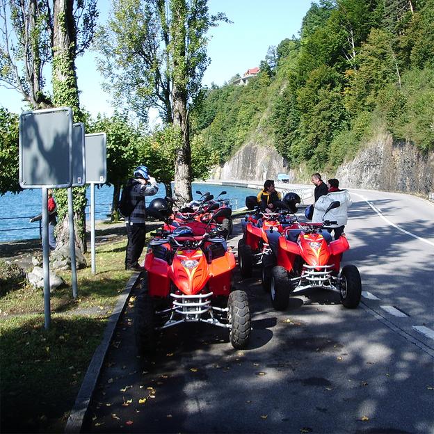 Quad Tour Beatenberg