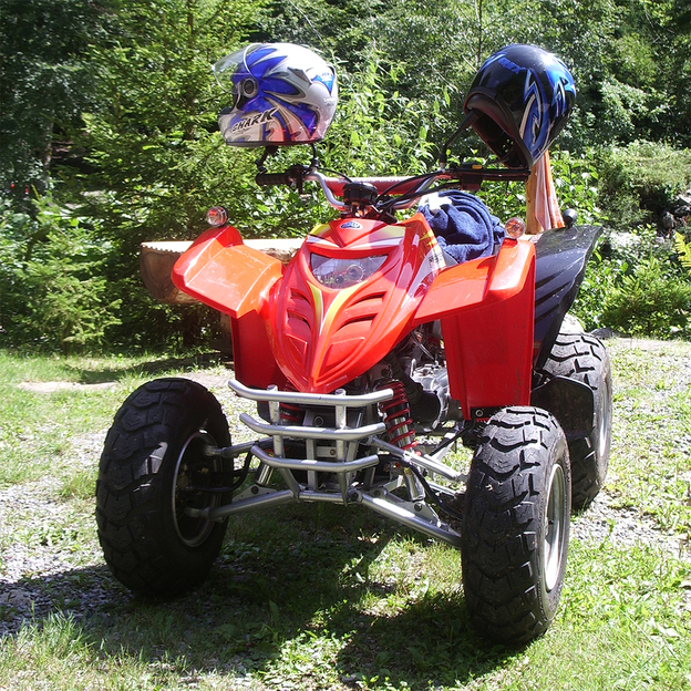 Quad Tour Aeschi
