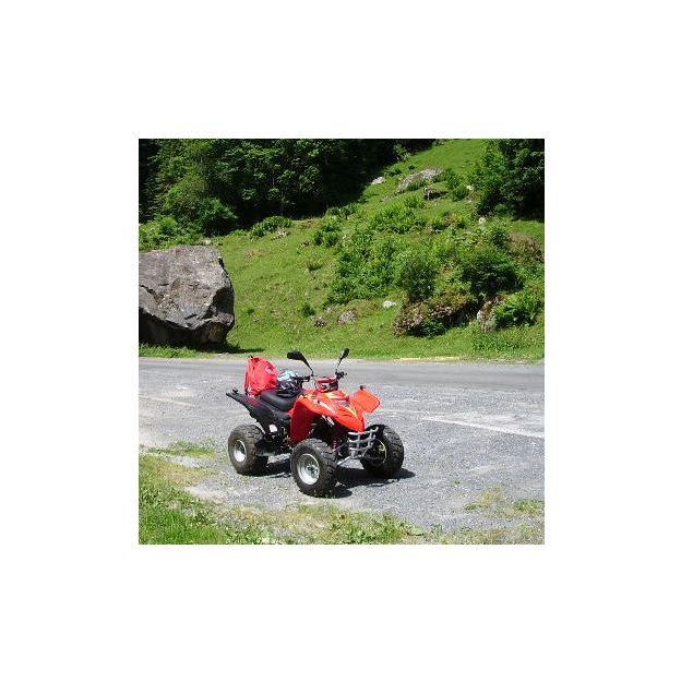 Quad Tour Eiger