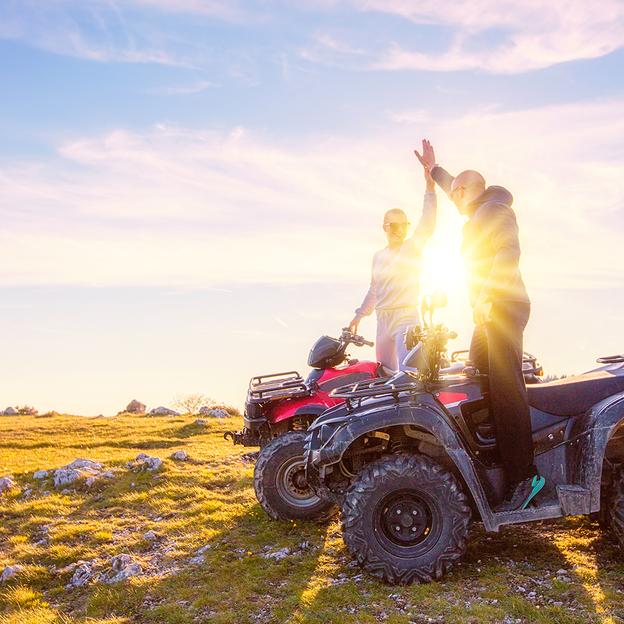 Quad Tour Eiger