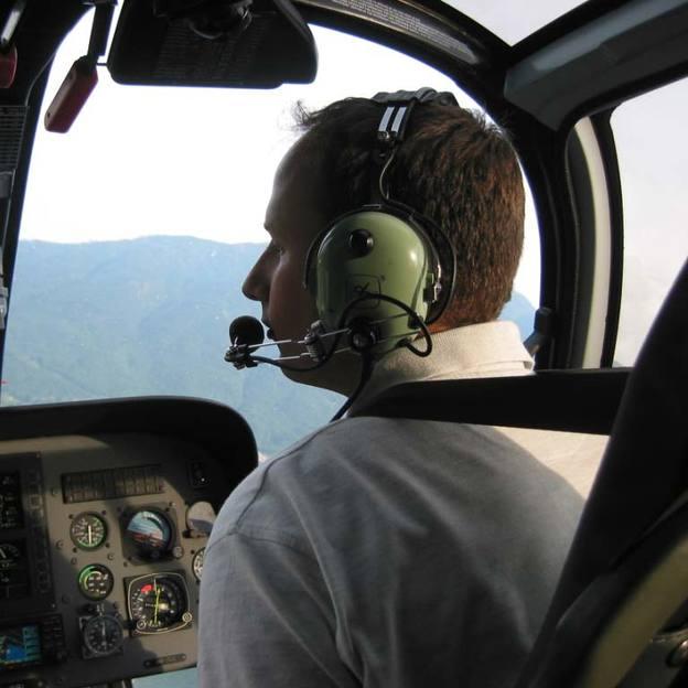 Helikopter Rundflug: Vallemaggia & Valle Verzasca