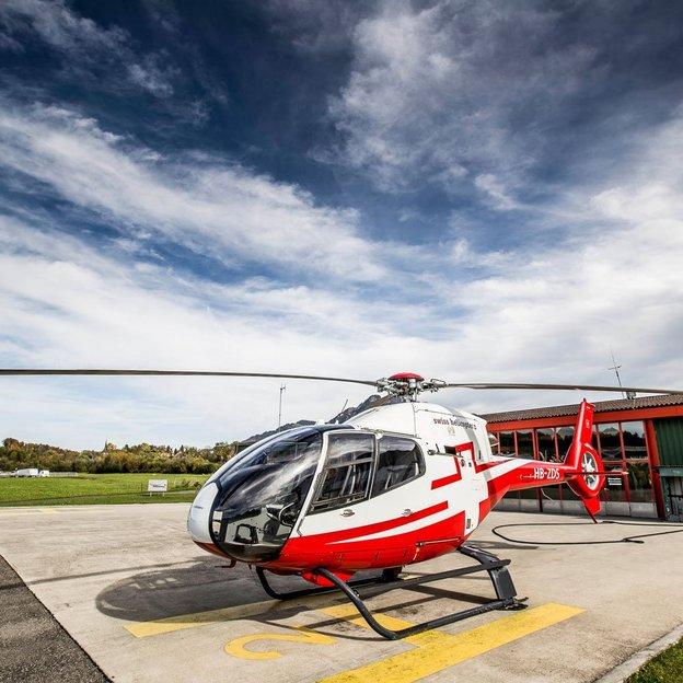 Circuit hélicoptère: préalpes fribourgeoises