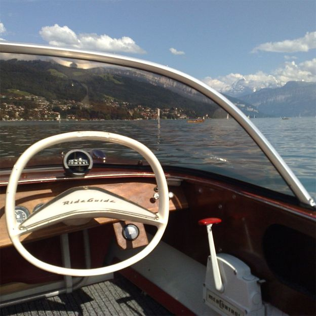 Bootsrundfahrt mit Apéro auf dem Thunersee