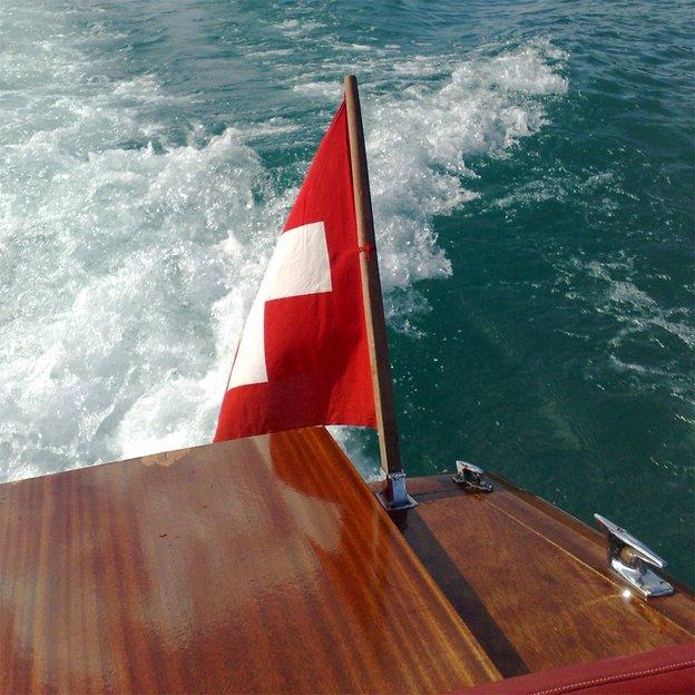 Bootsrundfahrt mit Apéro & Picknick auf dem Thunersee