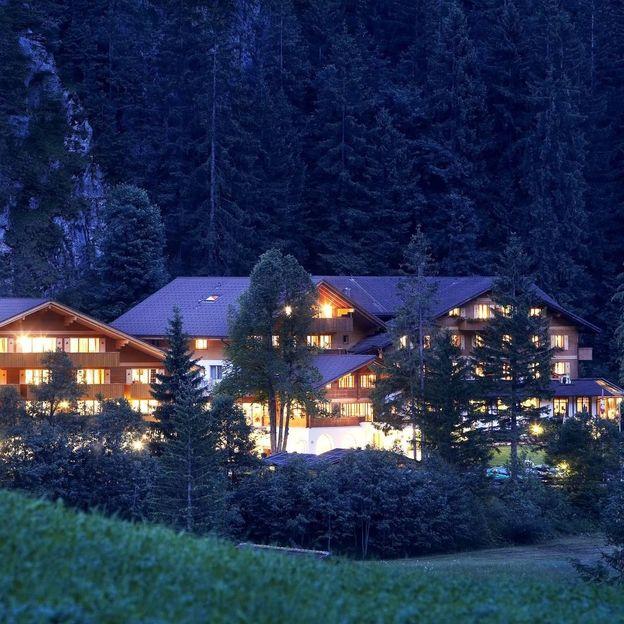 Wellness und Gourmet Übernachtung im Berner Oberland